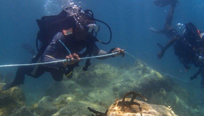 В Швеции обнаружена затонувшая 300 лет назад яхта Петра Первого