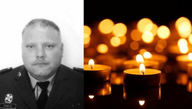 Застреленный в Литве полицейский был одним из лучших кинологов страны
