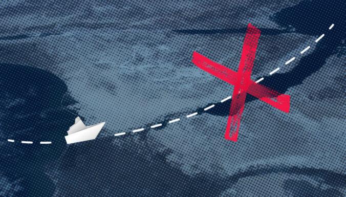 Atskats vēsturē: Četras leģendāras kuģu ceļu blokādes