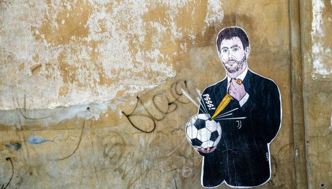 'Superlīgas' sekas: UEFA var izslēgt 'Barcelona', 'Real Madrid' un 'Juventus' no Eirokausiem