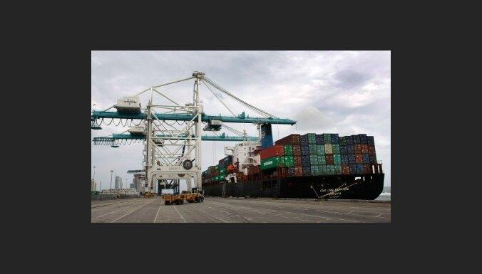 Рижский порт будет перенесен на остров Криеву