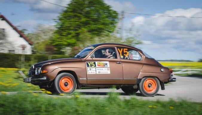 Jubilejas 'Rally Talsi' startēs arī vēsturiskas un leģendāras 'Youngtimer' automašīnas
