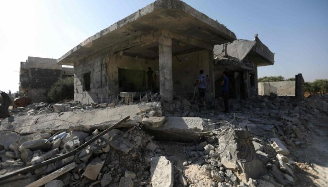 Госдеп обвинил Россию в гибели мирных жителей в Сирии и пригрозил Асаду