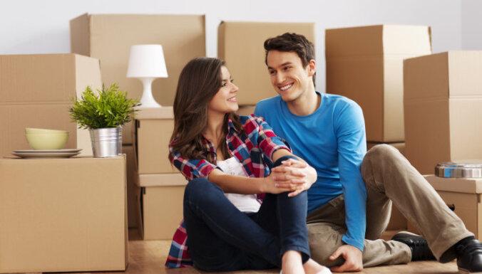 5 soļu plāns, kas atvieglos pārvākšanos uz jaunu mājokli