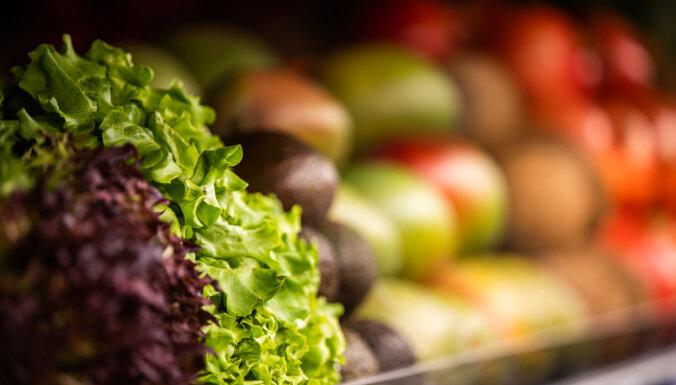 В Латвии неизбежно подорожание овощей и фруктов