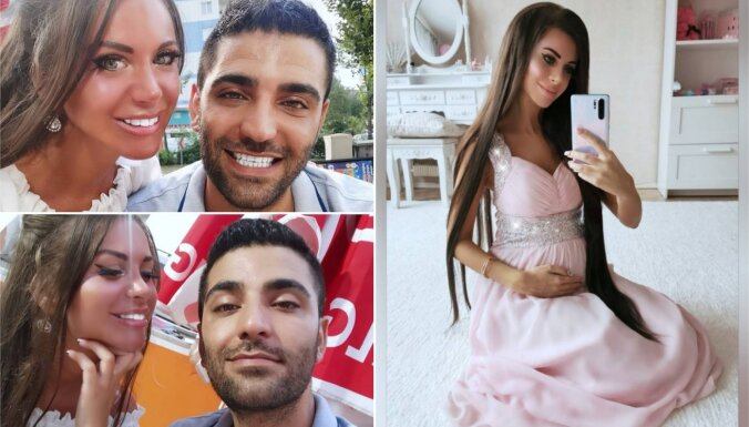 Efektīgā šovu veterāne Jeļena dāvās mazuli savam turku draugam