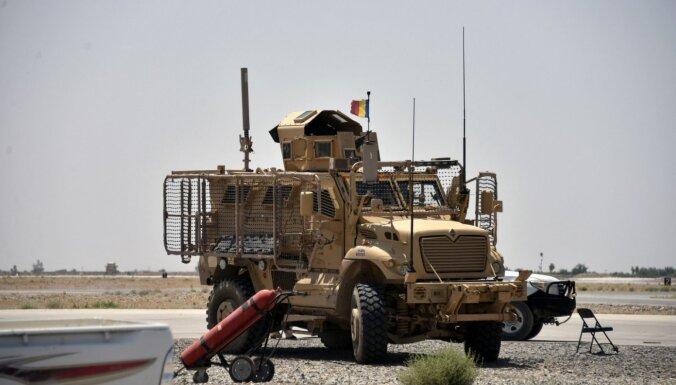 ASV karavīri atstājuši Kandahāras gaisa spēku bāzi, atklāj afgāņi