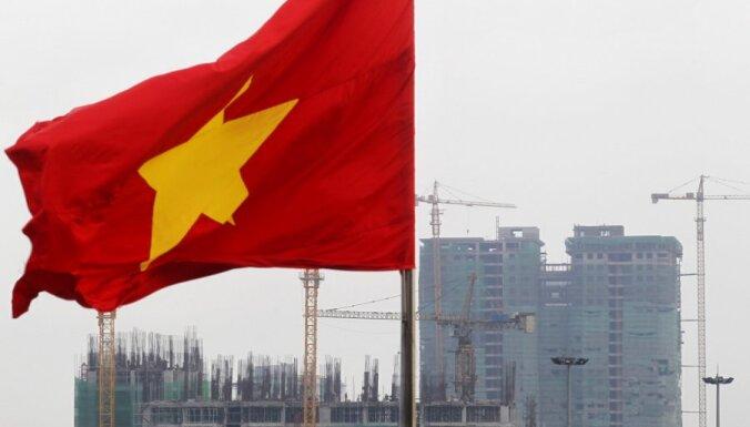 Par Vjetnamas prezidentu ievēlēts Čiongs Tans Šangs