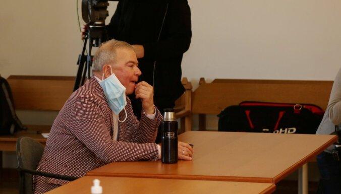 Video: Lembergs nelabvēlīgo spriedumu pārsūdzēs – notiesāšanā saskata Navaļnija scenāriju