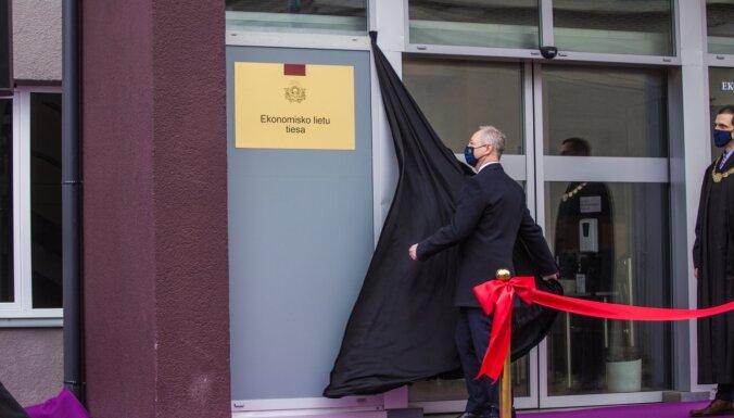 Ekonomisko lietu tiesas priekšsēdētāja amatam izvirzīts Miķelis Zumbergs
