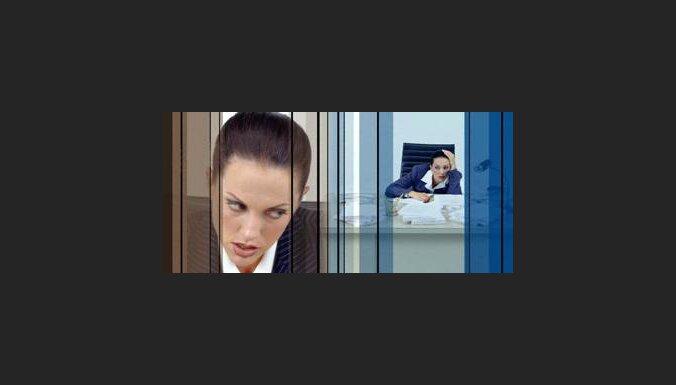 Kā pārvarēt spriedzi darba vietā?