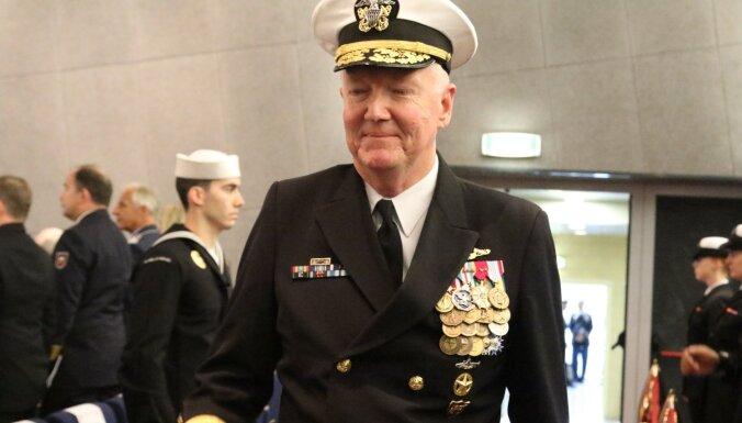 Džeimss Fogo: Baltijas jūras spēku nozīme Baltijas jūras drošībā