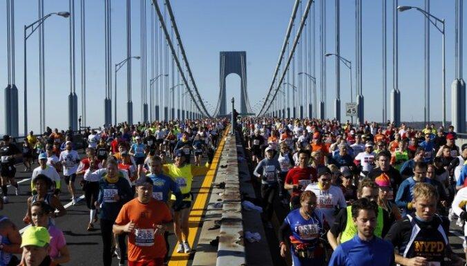 Во время марафона скончались два бегуна