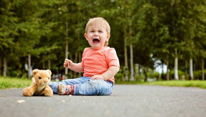 Треть родителей в Латвии используют в целях воспитания телесные наказания