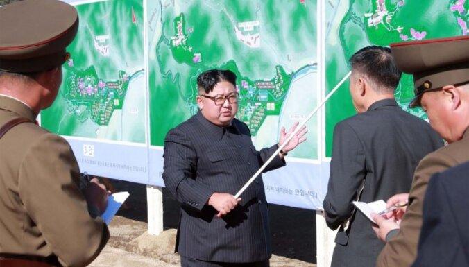 Aizdomās par spiegošanu Ziemeļkorejas labā aizturēts Francijas ierēdnis