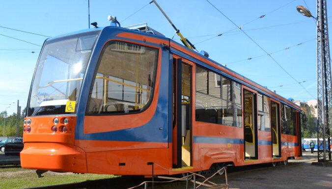 В связи с повышением цен на электричество может подорожать проезд в трамваях Даугавпилса