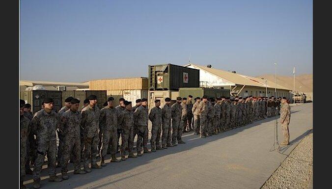 США подарили армии Латвии средства связи на $2 млн.