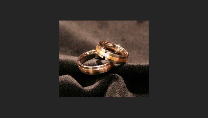 Laulību gredzeni. Foto: GRENARDI
