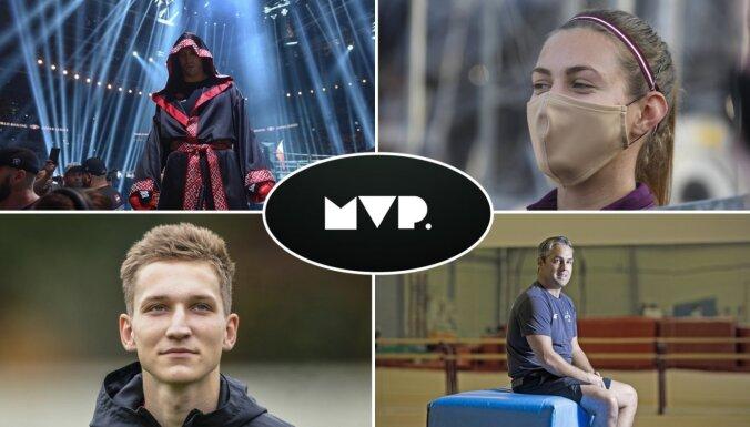 'MVP': Briedis pirms kaujas, piezemētais debitants Krollis un Graudiņas savādais vīruss