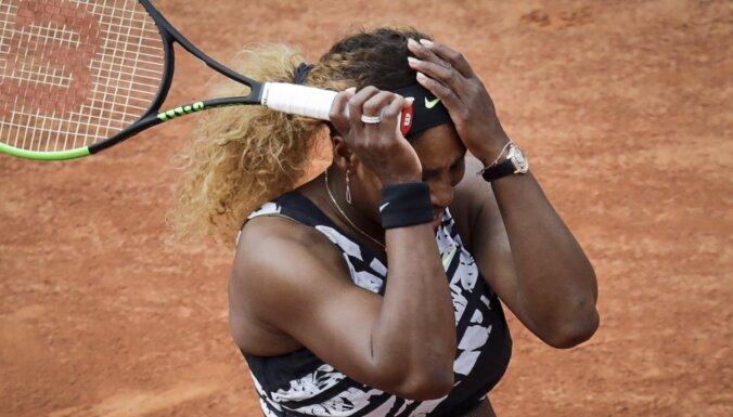 Скандал на Ролан Гаррос: австрийского теннисиста выгнали из зала из-за Серены Уильямс