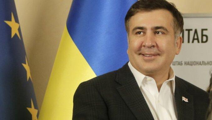 Грузия просит Украину выдать Саакашвили, Киев отказал