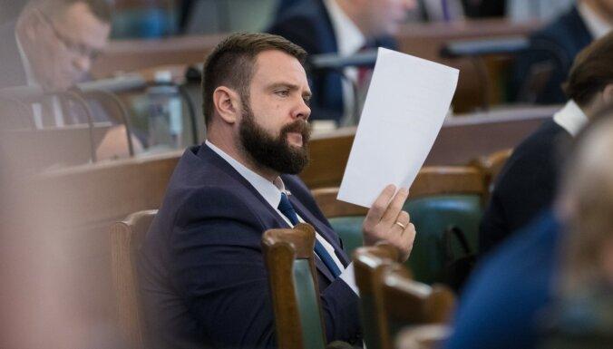 Saeimas komisijas vadītājs: Rīgas dome atklāti lobē esošos atkritumu apsaimniekotājus