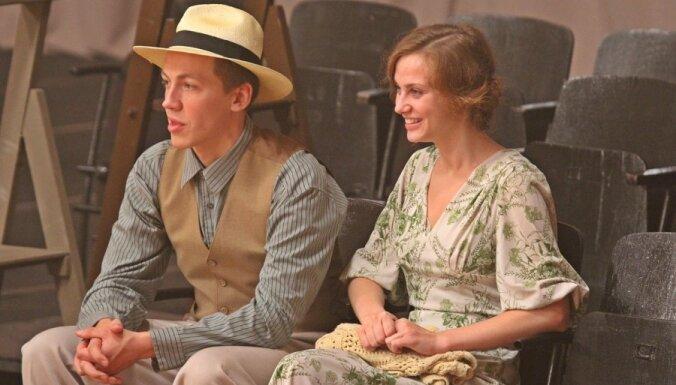 Iznācis filmas 'Sapņu komanda 1935' reklāmas video