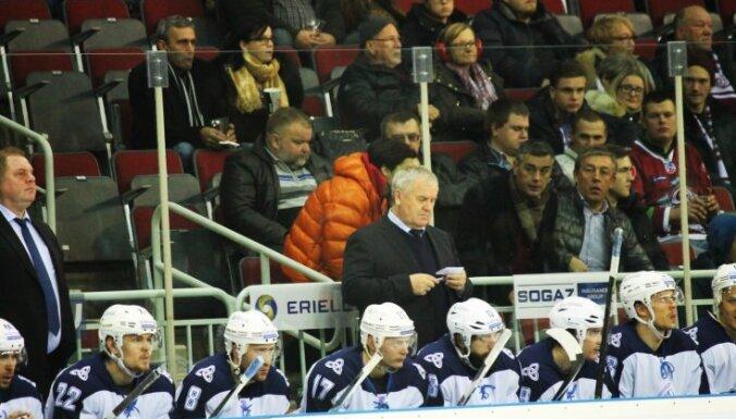 Vladimirs Krikunovs, Rīgas Dinamo - Ņeftehimik