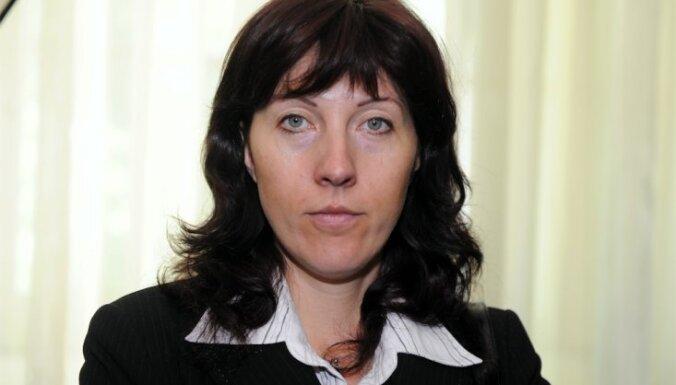 Zvidriņa VRAA vadītājas amatā vēlas profesionāli pilnveidoties; turpina tiesāties par amatu KM