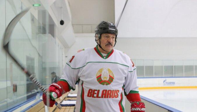 Лукашенко: Беларусь готова провести чемпионат мира по хоккею без Латвии
