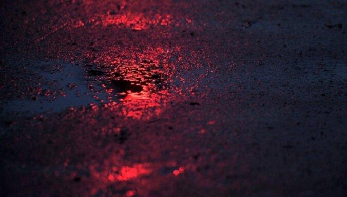 В ночь на среду в Латвии будет идти дождь