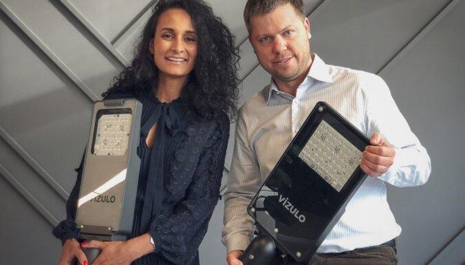 Uz Ameriku: latviešu ģimenes uzņēmums 'Vizulo' gatavs ielikt kāju lieltirgus durvīs