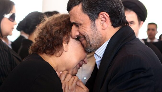 Mahmuds Ahmadinedžads