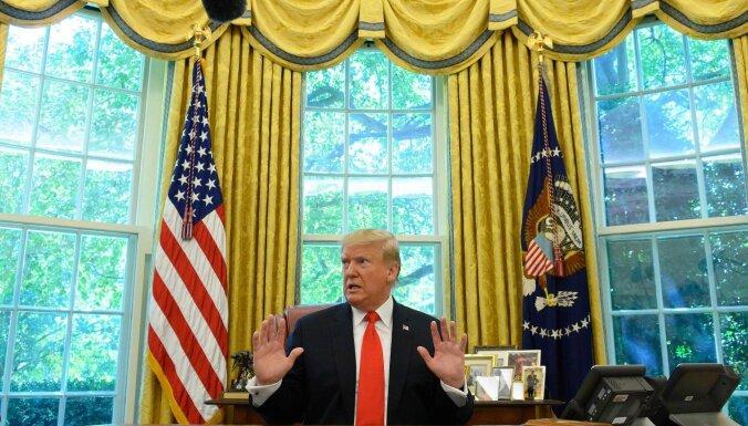 Дональд Трамп отверг сообщения о раннем предупреждении о коронавирусе