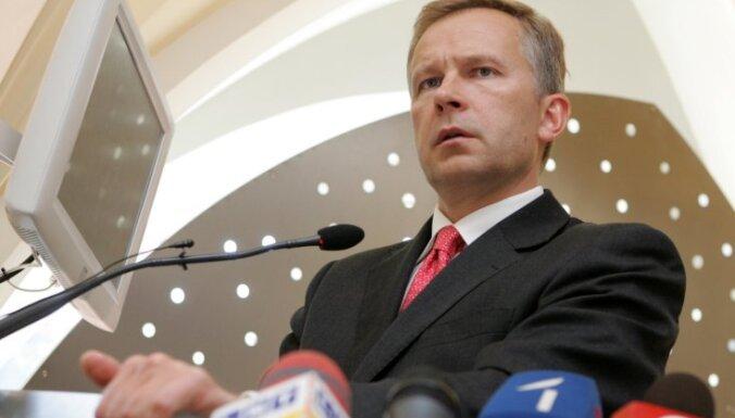 Rimšēvičs: līdz gada beigām atrast FKTK vadītāju var neizdoties; cilvēki baidās kandidēt