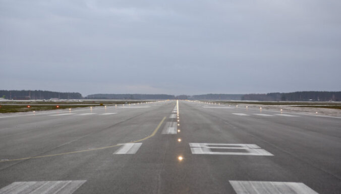 Бизнесмены из Китая вложат деньги в развитие аэродрома Елгавы