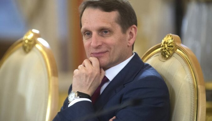 Krievija apsūdz ASV par revolūcijas gatavošanu Moldovā