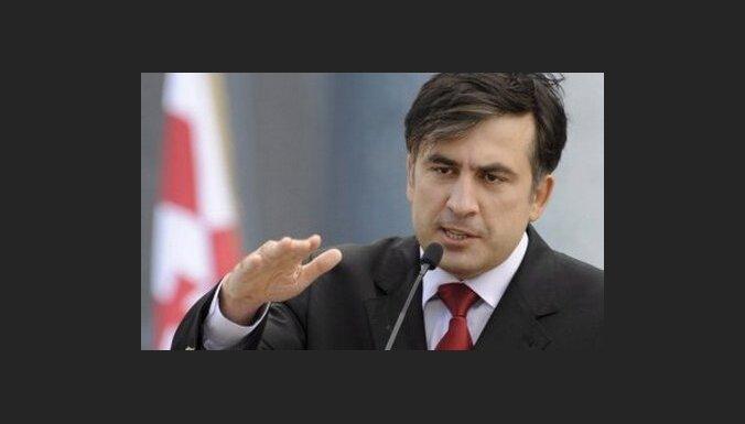 Саакашвили предложил части своего тела в обмен на утраченные территории