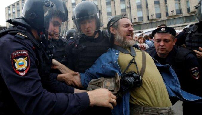 В Совете Федерации нашли в московских протестах признаки иностранного вмешательства