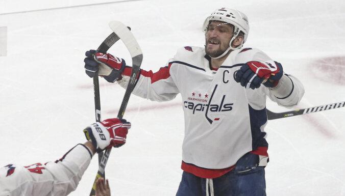 НХЛ: Малкин забросил десятую шайбу в сезоне, у Овечкина — гол и новое достижение