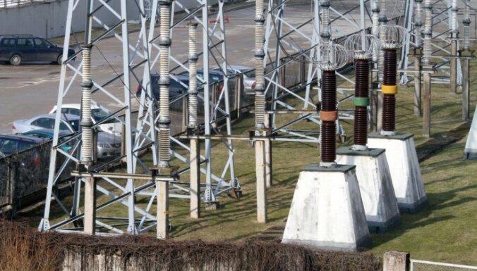 Проблемы с электричеством у 851 клиента Latvenergo