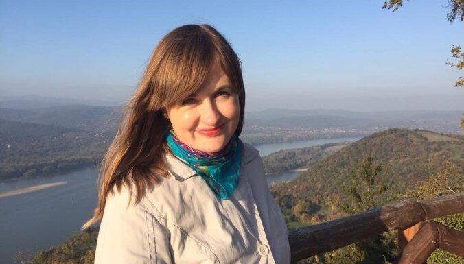 Latvieši ārvalstīs jeb Ģimenes dzīves sākums Ungārijā ar mazu bērnu