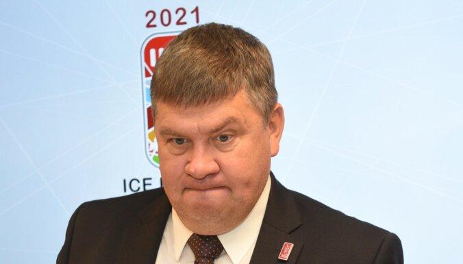 Baltkrievu atmoda un hokejs: kas notiks ar pasaules čempionātu?