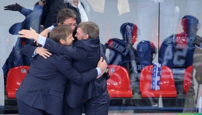 Знарок: если бы не новая формула ЧМ, сборная Латвии оказалась гораздо ниже