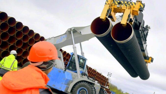 """Почему """"Северный поток-2"""" продолжают строить, несмотря на критику"""
