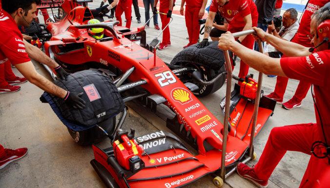 Vairāki F-1 vienību vadītāji aicina 'Ferrari' komandai atņemt veto tiesības
