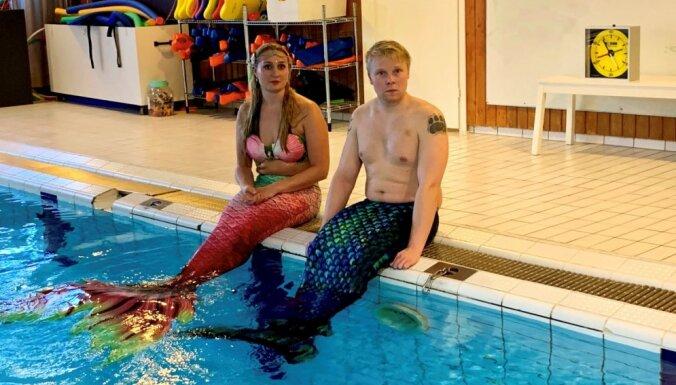 Новое хобби: в Финляндии открылась Школа для русалок