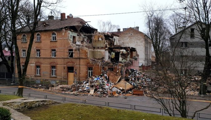 Пострадавшие при взрыве в Агенскалнсе получили пособие 1000 евро