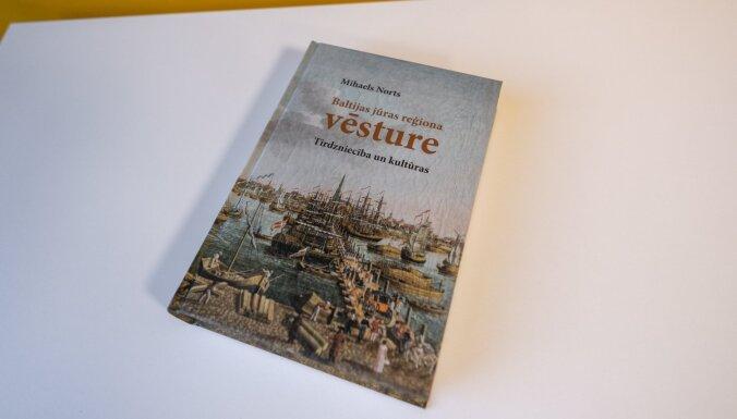No Rīgas līdz Dancigai – vēsturnieks Norts izdevis grāmatu par Baltijas jūras reģionu