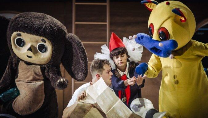 Aizved mazo uz teātri: izrādes bērniem, ko visai ģimenei noskatīties janvārī un februārī